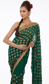Traditional Saris